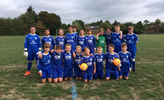 Our newly promoted team in the Premiership for the first time